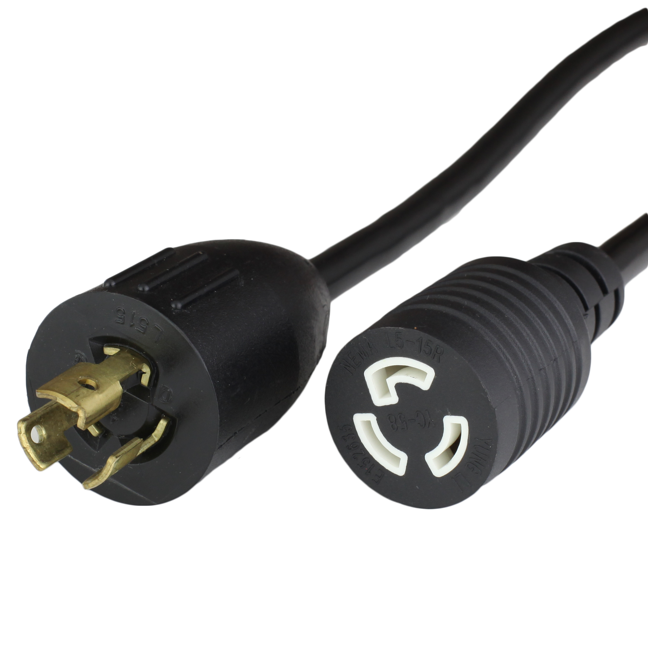 NEMA L5-15 Extension Cords