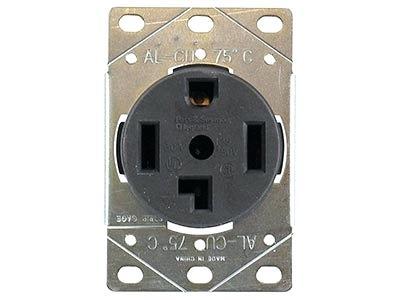 NEMA 14-30R Outlet