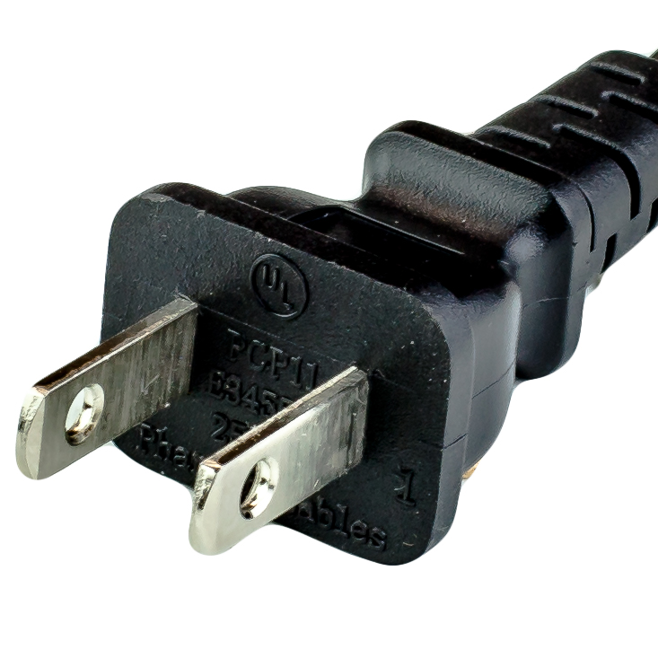 15A 125V NEMA1-15P Power Cords
