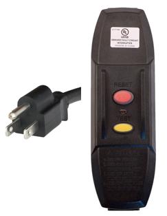 NEMA 5-15P GFCI Power Cords