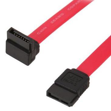 Serial ATA (SATA) Right Angled Connector Cable