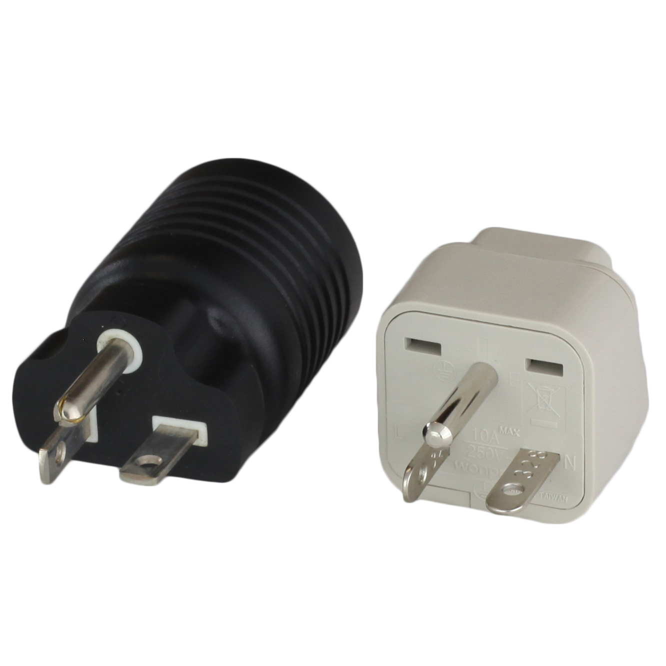 Photo of Adapter NEMA 6-20P to L6-20R 20A 250V BLACK