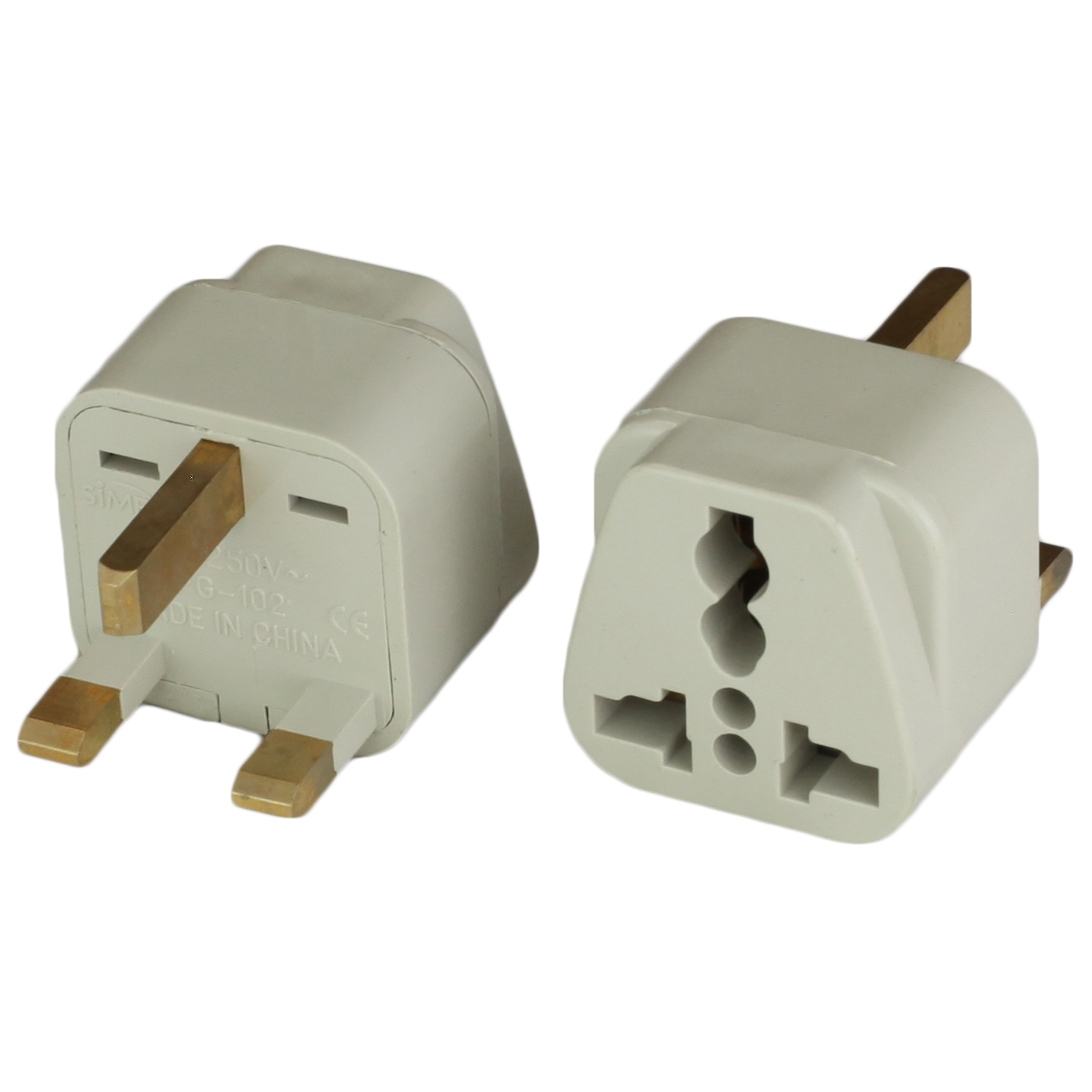 United Kingdom BS1363 Plug Adapters